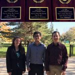 ABE grads win at Animal Welfare Judging and Assessment Contest