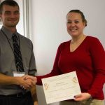 Ophoff recognized by College of Engineering Honors Program for capstone project