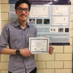 Chang receives LSAMP-IINSPIRE mentoring award