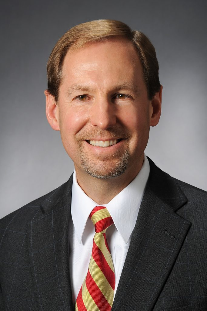 Vice President and Provost Jonathan Wickert