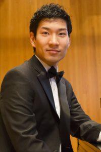 Adam Hu (Photo by Kate Tindall)