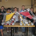 Cyclone Space Mining team to compete in the NASA Robotic Mining Competition