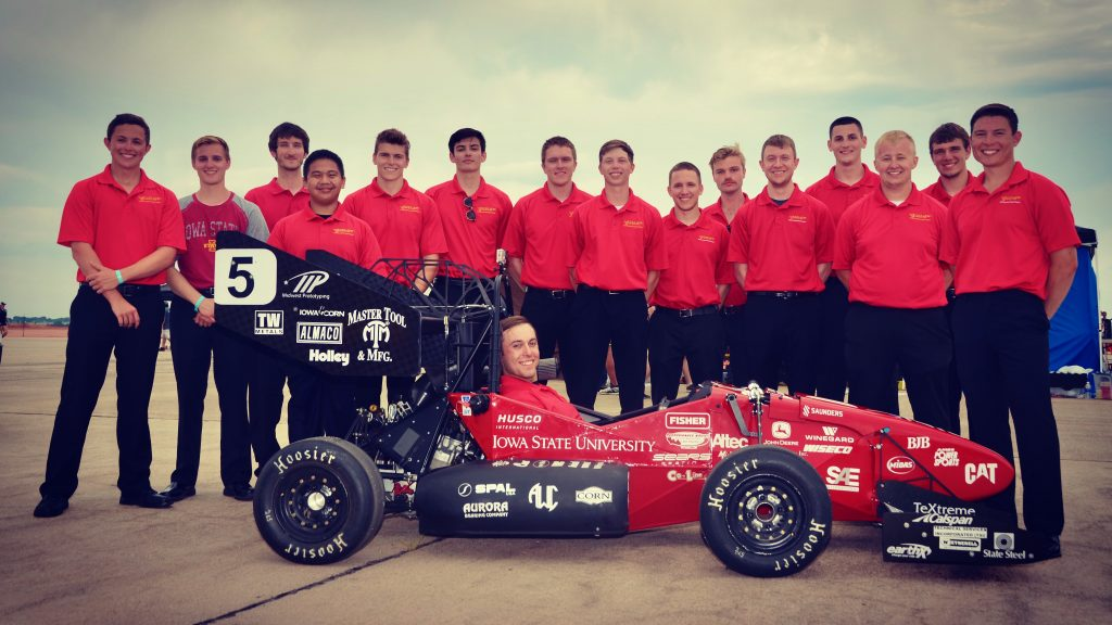 Cyclone Racing Formula at Formula SAE Lincoln