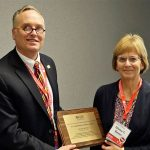ASEE presents award to ECpE University Professor Diane Rover