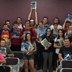 Asphalt Institute Foundation donates textbooks for civil engineering course