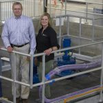 Iowa State University alumni take leading roles building new City of Ames Water Treatment Plant