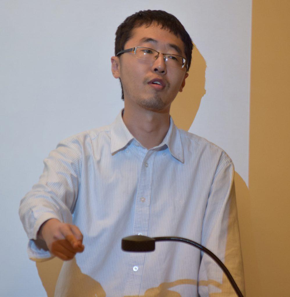 ME assistant professor Beiwen Li
