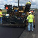 Iowa State University engineers use innovative rejuvenator to recycle asphalt pavement