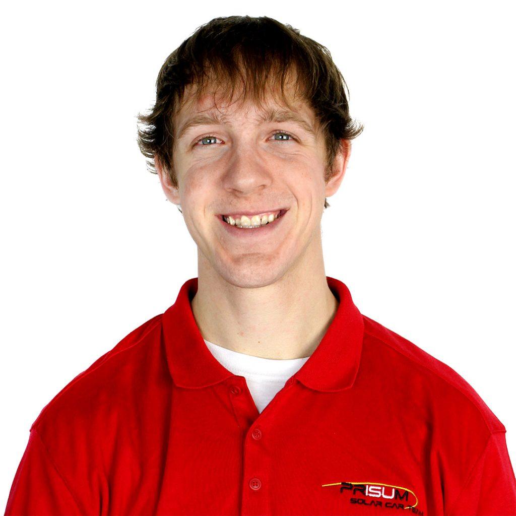 Team PrISU member Jeremy Rurup