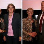 IMSE professors honored at Engineering Convocation