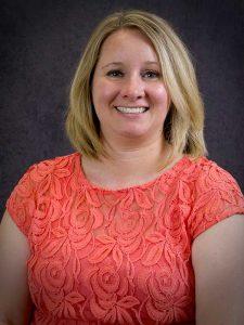 Brandi Moormann, academic adviser