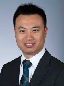 Junxing Zheng, assistant professor