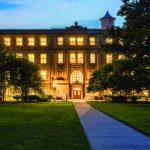 Marston Hall renovation earns LEED Gold award