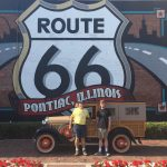 Not Your Average Summer Experience: A Route 66 Adventure in a 1930 Model A Ford