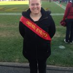 MatE student, Amy Kurr, selected as Homecoming Royalty