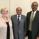 Mujumdar donates start-up funds for innovative Iowa State Hazard Mitigation and Community Resilience Program
