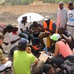 Iowa State's Engineers Without Borders constructs drinking water system in Ghana