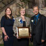 Dean Sarah Rajala receives national award for accreditation activities