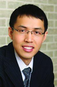 ME assistant professor Chao Hu