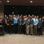 Iowa State CCEE celebrates winter graduation with Class of 2017