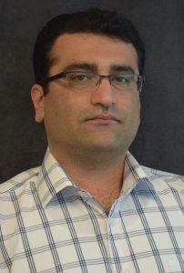 Mechanical engineering graduate student Hossein Taheri