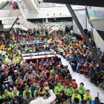 The Iowa FIRST LEGO® League State Championships: crowds, bright minds and robots