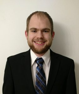 Mechanical engineering graduate student Joel Lynch