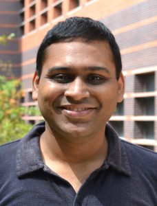 Mechanical engineering assistant professor Adarsh Krishnamurthy