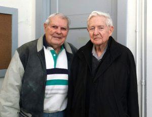 George Burnet and Tom Wheelock