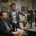 Creative thinking in research: undergraduate opportunities shape career of civil engineering graduate student