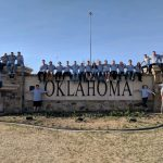 Spring break takes Iowa State Associated General Contractors to Oklahoma for service