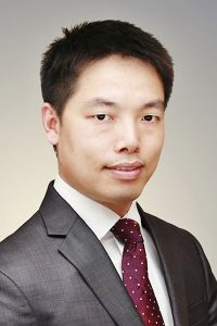 Shan Jiang, assistant professor of materials science and engineering