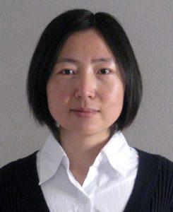 Mechanical engineering assistant professor Xianglan Bai