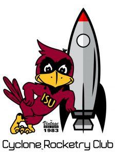 Cyclone Rocketry Club logo