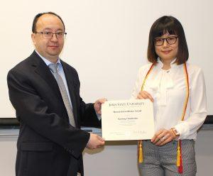 Xiaotong Chadderson and Wenzhen Li