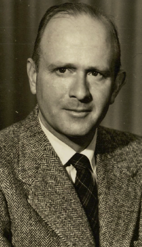 Headshot of Joseph Walkup