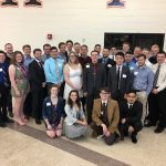 Iowa State civil and construction engineering graduates celebrate academic careers