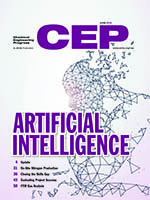 Cover of CEP June, 2018 issue