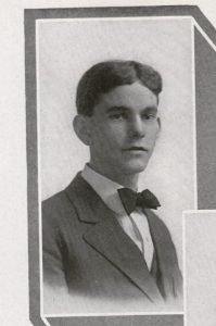 Charles E. McCune Yearbook Photo