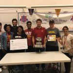 Iowa State student team wins 2018 Institute of Transportation Engineers Midwestern District Traffic Bowl