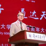 ISU CCEE faculty member celebrates 60th anniversary with Lanzhou Jiaotong University