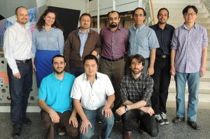 Momeni with Levitas Research Group