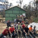 Iowa State Associated General Contractors volunteer nearly 2,000 hours during university break