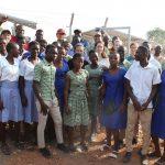 EWB ISU return from successful water project in Ullo, Ghana