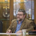After 18 years, Freeman finishes long-term commitment with ISU Faculty Senate