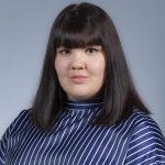 Victoria Kriuchkovskaia named 2019 college student marshal