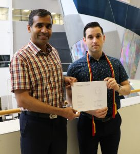 Andrew Bodling and Dr. Anupam Sharma