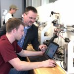 A unique lab experience for systems engineering students