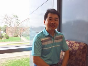 Liang Dong, professor of Electrical and Computer Engineering at Iowa State