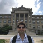 ISU through a new lens: graduate student in European exchange program participates in structural engineering research